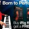iRig KEYSシリーズ購入でバーチャル音源が貰えるぞ