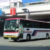 いわき駅に発着する高速バスを撮影@2020.12