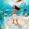 モアナと伝説の海【映画感想/評価】歌は抜群にイイ!それ以外はそこそこ… でもモアナが可愛いのでOK!