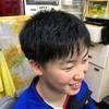 今日は三重県高校学年別卓球大会