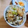 【お腹に嬉しい】塩麴帆立と長芋とひじきと枝豆の炊き込みご飯の作り方。