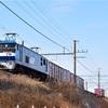 武蔵野線貨物でEF210-901を撮影しました。