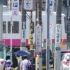 陽炎の夏に明るさを振りまいて 新京成電鉄・京成津田沼駅付近
