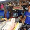 ラワイフィッシュマーケット通りで海鮮料理を食べよう!