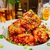 【レシピ】鶏むね肉で♡ピリ辛ヤンニョムチキン風♡