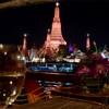 タイ旅行記1 ホテル着~チャオプラヤ川ディナークルーズ