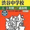 やっぱり渋渋の大学合格実績はすごいっ!【渋渋が2017年大学合格実績を公開!】