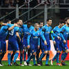 17-18 EL 決勝トーナメント2回戦1stレグ:ACミラン vs アーセナル戦の結果と試合後のインタビュー