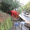 静かで にぎやかな お正月の、金沢さんぽ道