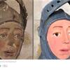 『またまたスペインで聖人の彫刻の修復ミスでスペインの芸術保護協会(ACRE)が緊急声明か。。。』笑ってはいけないし笑い事ではないけれど、修復後の作品がひどすぎて笑ってしまった。。。