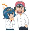 【ポケモンss】ロトム図鑑「サトシ! 壁ドンを知っているロト?」