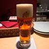 ビールがキンキンに冷えて1500円のセット