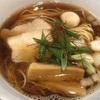 食レポ:魚介系醤油ラーメン
