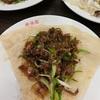 台湾食べ歩き(2)斤餅(中華風クレープ)、胡椒餅、魯肉飯(ルーローハン)