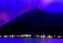 光ファイバーの夜景アートが欲しい!