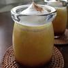 材料は4つ。覚えておきたい「濃厚かぼちゃプリン」の簡単シンプルレシピ♡