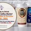 お茶とコーヒーの市場、ボリューム、製品別世界予測