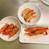 赤エビのシンプルイズザベスト定食
