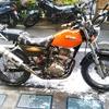 #バイク屋の日常 #FTR223 #洗車 #修理完了