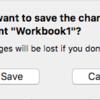 macでWindowsのF2キー(編集)に替わるショートカットキー