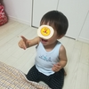 風船の王になるのだ〜!息子は新技もう一回。
