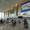 JL582 HKD-HND 函館空港のカードラウンジとか
