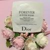 【Dior】ディオールスキン フォーエバー&エバーベースをサンプルトライ!表面はサラサラ、中はもっちりな素肌美人風の仕上がり♡