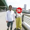 浜田、虎服女優に「大阪に染まっていこ」