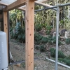 波板ポリカの屋根を補強するpart3