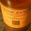 『グレンモーレンジ  オリジナル10年』柑橘系の香りが特徴的なモルトウイスキー。