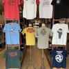 各ブランドのTシャツが大量に入荷中です(^^♪