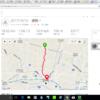 2017/10/10_11 チャリ通勤
