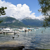 ヨーロッパ旅行記:フランス アヌシー湖一周ドライブ