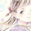 【透明水彩メイキング】和服少女を描いてみた