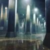 地下を散歩 首都外郭放水路に見学へ行った