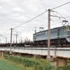 第672列車 「 ハコ釜万歳!桂川橋梁にてPF2態を狙う 」