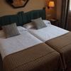 フランス&スペイン旅「ワインとバスクの旅!重厚な見た目のオンダリビアのパラドール!お部屋はシンプルでモダン!」