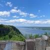 海外駐在日記: ハドソン川が見渡せる公園を再訪