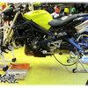 『 オートバイの整体、基本と調整作業 』
