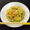 【一人暮らしの自炊】141円で作れる簡単すぎる塩焼きそばのレシピ