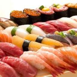 寿司食べ放題 築地玉寿司 銀座コア店