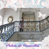 ヴェルサイユ宮殿 かわいい階段♪ ハネムーン旅行記 2014 フランス&イタリア♪