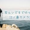 写ルンですで切り取った江ノ島カメラ散歩