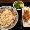 丸亀製麺のぶっかけうどん(冷)