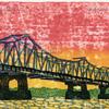 長岡まつり大花火大会でも活躍する、長岡市のシンボル「長生橋」