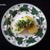花粉予防★野菜レシピ05~ごちそうポテト×ごぼうソースがけ