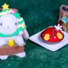 【ミッキーマウス いちご&クッキー】セブンイレブン 12月19日(木)新発売、コンビニ スイーツ 食べてみた!【感想】