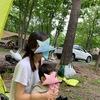 初めてのキャンプ@エンゼルフォレスト那須白河