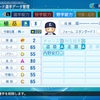 【パワプロ2020・再現選手】槍岳(ハロルド・マチェット高校)