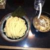 205. 濃厚つけ麺(麺処 晴@入谷)